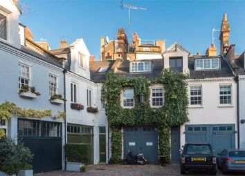 Thumbnail 3 bedroom mews house to rent in Pont Street Mews, Knightsbridge, London
