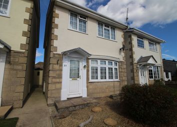 Thumbnail 3 bed detached house to rent in Wansdyke Drive, Calne