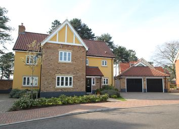 Thumbnail 6 bed detached house for sale in Beechwood Drive, Ipswich