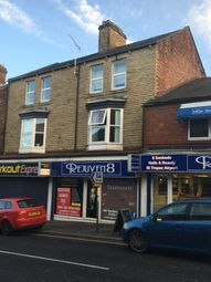 Thumbnail 1 bed flat to rent in Station Road, Wombwell