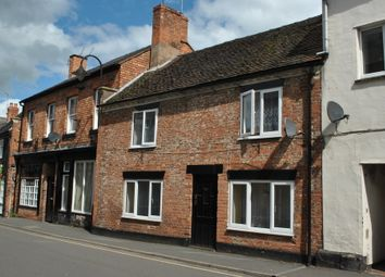 Thumbnail 3 bed cottage to rent in Watergate Street, Whitchurch, Shropshire