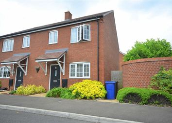 Thumbnail 3 bed semi-detached house for sale in Symphony Road, Cheltenham, Gloucestershire