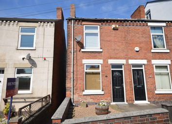 Thumbnail 2 bed semi-detached house to rent in Rutland Road, Chesterfield