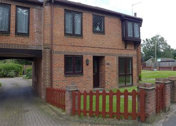 Thumbnail 1 bed flat to rent in 125 Crookham Road, Church Crookham, Fleet