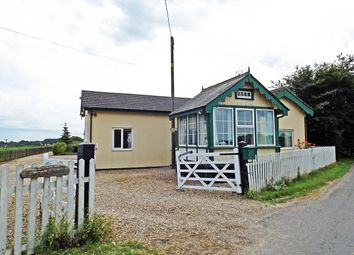 Thumbnail 4 bedroom bungalow for sale in Gunthorpe, Melton Constable