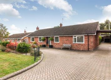 Thumbnail 3 bed bungalow for sale in Wenhaston, Halesworth, Suffolk