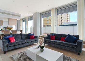 Thumbnail 2 bed flat for sale in Baltimore Wharf, London
