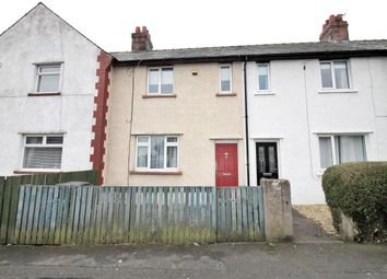 Thumbnail 2 bed terraced house for sale in Bower Street, Carlisle