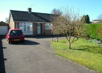 Thumbnail 4 bed detached bungalow for sale in Manor Park Gardens, Long Stratton, Norwich
