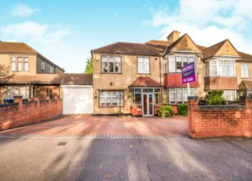 Thumbnail 4 bed semi-detached house for sale in Shirley Road, Croydon