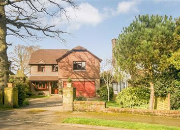 Thumbnail 5 bed detached house for sale in Hartley Old Road, Purley, Surrey