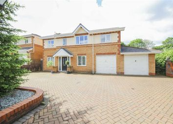 Thumbnail 5 bed detached house for sale in Knunck Knowles Drive, Clitheroe, Lancashire