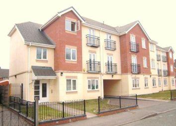 Thumbnail 2 bedroom flat to rent in John Street, Ettingshall, Wolverhampton