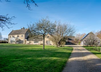 Thumbnail 6 bed detached house for sale in Shipton Road, Ascott-Under-Wychwood, Chipping Norton, Oxfordshire