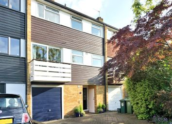 Thumbnail 4 bed town house for sale in Kenton Avenue, Sunbury-On-Thames