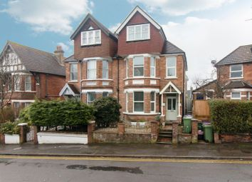 Thumbnail 4 bed semi-detached house for sale in Radnor Park Road, Folkestone
