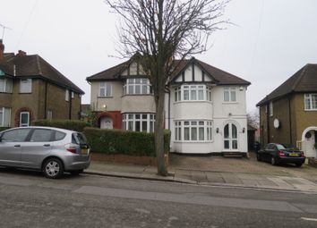 Thumbnail 3 bed semi-detached house to rent in Ridding Lane, Greenford