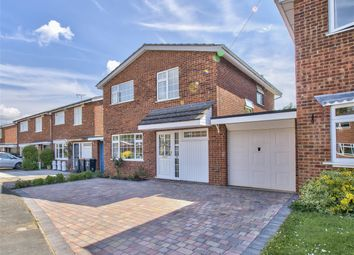 Thumbnail 4 bed link-detached house for sale in Brooklands Road, Riseley, Bedford