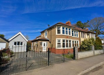 Thumbnail 3 bed semi-detached house for sale in Western Avenue, Llandaff, Cardiff