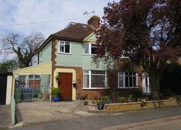 Thumbnail 4 bed semi-detached house for sale in Hart Close, Rugby