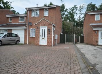 Thumbnail 2 bedroom semi-detached house to rent in Coopers Croft, Hatton, Derby