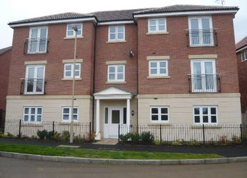Thumbnail 2 bed flat to rent in 57 Stillington Crescent, Hamilton, Leicester