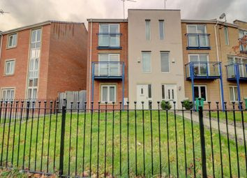 Thumbnail 4 bed end terrace house for sale in Royce Road, Hulme, Manchester