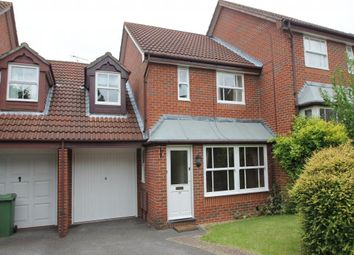 Thumbnail 3 bedroom link-detached house to rent in Lammas Mead, Binfield, Bracknell