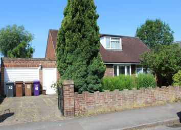 Thumbnail 2 bed detached bungalow for sale in Dacre Road, Hitchin, Hertfordshire