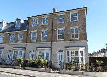 Thumbnail 3 bed end terrace house to rent in Blenheim Road, Deal