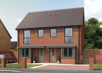 Thumbnail 2 bedroom semi-detached house for sale in Meadway, Birmingham