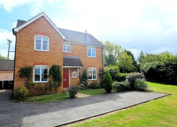 Thumbnail 4 bedroom detached house for sale in Tradewinds, Seasalter, Whitstable