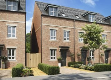 "Thumbnail 3 bed terraced house for sale in ""Dunford"" at Racecourse Road, Newbury"
