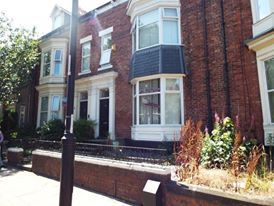 Thumbnail 1 bedroom terraced house to rent in Brookside, Sunderland