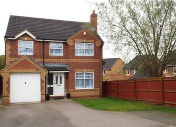 Thumbnail 4 bed detached house to rent in Foxon Way, Thorpe Astley, Leicester