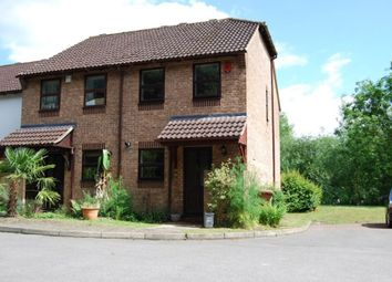 Thumbnail 2 bed end terrace house to rent in The Willows, Mill End, Rickmansworth