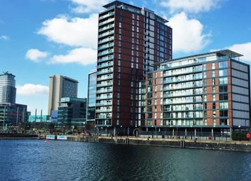 Thumbnail 1 bed flat for sale in City Lofts, The Quays, Salford