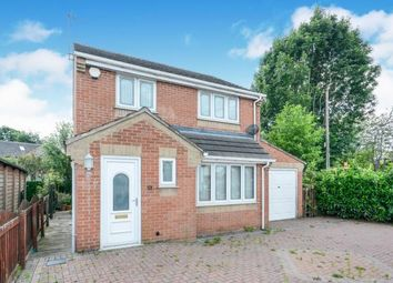 3 bed detached house for sale in The Green, North Wingfield, Chesterfield, Derbyshire S42
