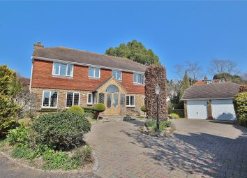 5 bed detached house for sale in Cherry Gardens, High Salvington, Worthing, West Sussex BN13