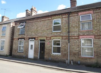Thumbnail 2 bed terraced house for sale in Cannon Street, Wisbech