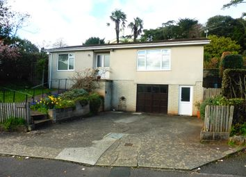 Thumbnail 2 bedroom detached bungalow for sale in St. Katherines Road, Torquay