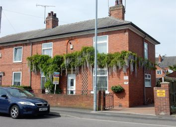 Thumbnail 4 bed semi-detached house for sale in Stanley Street, Worksop