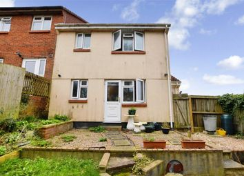 Thumbnail 1 bed end terrace house for sale in Battershall Close, Plymouth, Devon