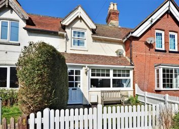 Thumbnail 3 bed terraced house for sale in The Broadway, Totland Bay, Isle Of Wight