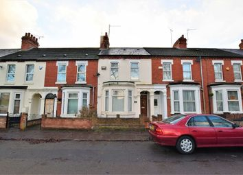 Thumbnail 3 bed terraced house for sale in St. James Park Road, Northampton