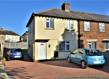 Thumbnail 3 bed end terrace house for sale in Lancaster Road, Stamford