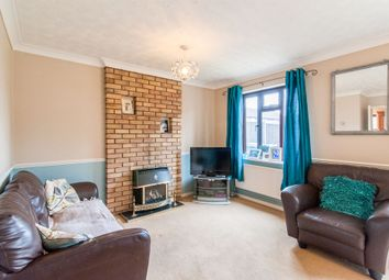 Thumbnail 3 bedroom detached house for sale in Salter Close, Bury St. Edmunds