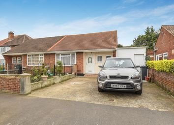 Thumbnail 3 bed semi-detached bungalow for sale in Blackberry Farm Close, Heston, Hounslow