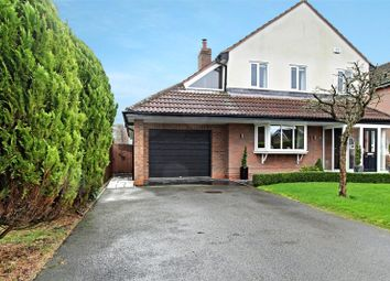 Thumbnail 4 bed detached house for sale in Laxton Garth, Kirk Ella, Hull, East Yorkshire