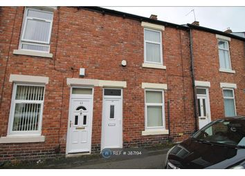 Thumbnail 2 bed terraced house to rent in Gladstone Street, Lemington, Newcastle Upon Tyne